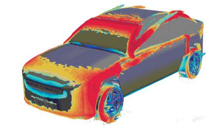 MotionSolve - AcuSolve hava akımı birlikte çözümü