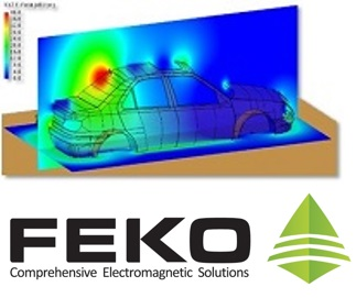 ALTAIr FEKO- Yüksek frekans elektromanyetik analiz