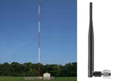 Monopol anten  örnekleri