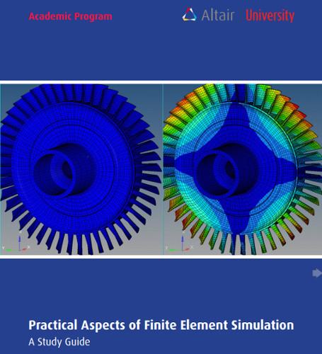 Ücretsiz Sonlu Elemanlar Simülasyonlarına Giriş Kitabı - Practical Aspects of Finite Element Simulation