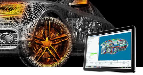 ALTAIR HyperWorks otomotiv çözümleri