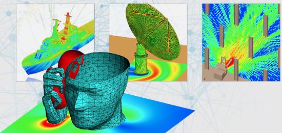 ALTAIR FEKO - Yüksek Frekans Elektromanyetik Analizler