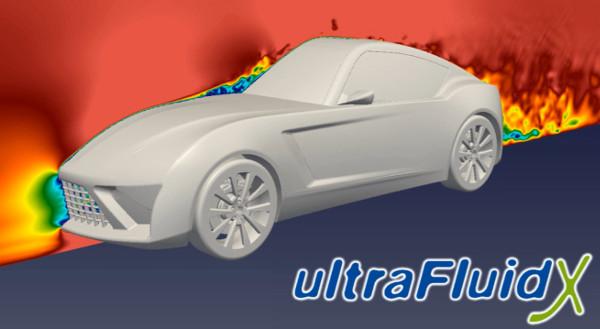 ALTAIR ultraFluidX - Hesaplamalı Akışkanlar Dinamiği