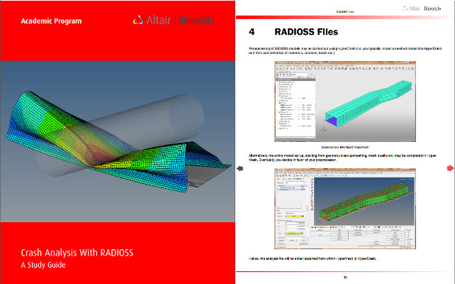 Ücretsiz e-kitap : Çarpışma simülasyonlarınını RADIOSS'la gerçekleştirilmesi