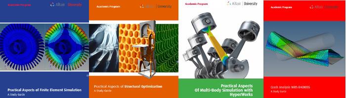 Ücretsiz FEA - MBD Simülasyon Kitapları