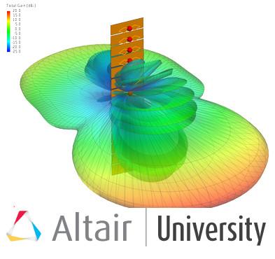 Ücretsiz - FEKO yüksek frekans elektromanyetik simülasyon eğitiğmi