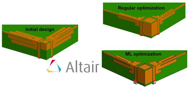 Altair FEKO yazılımı ve makine öğrenimiyle anten optimizasyonu