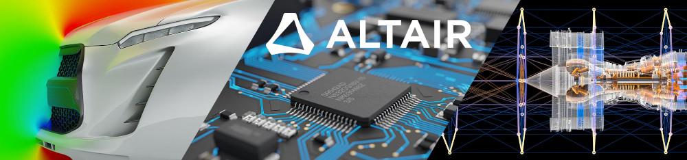 Altair simülasyon yazılımları 2021.1 versiyonu