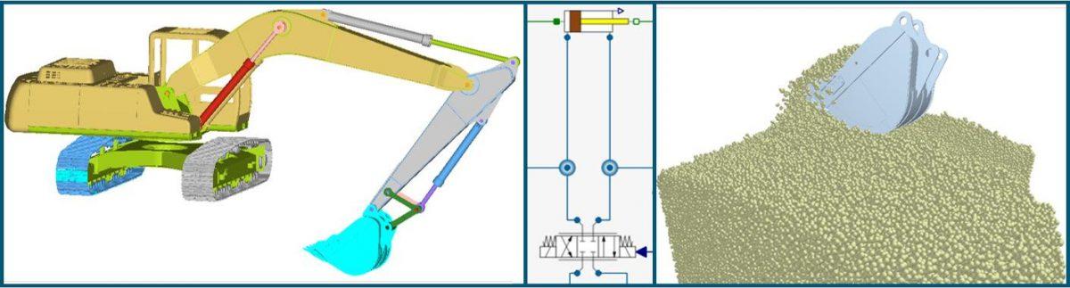 Ağır makina üretimi Altair simülasyon örnekleri