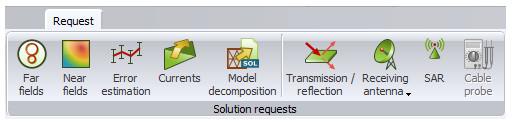 Model ayrıştırma istekleri için GUI desteği