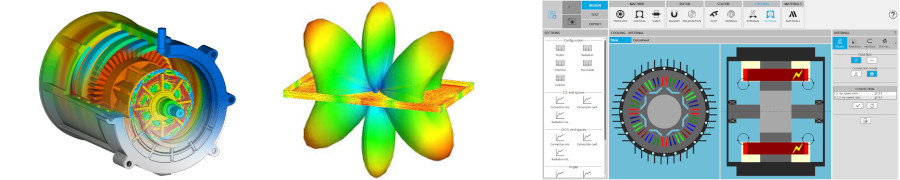 Altair elektromanyetik simülasyon 2021.2