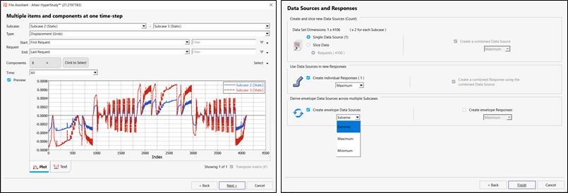 HyperStudy veri ayırma
